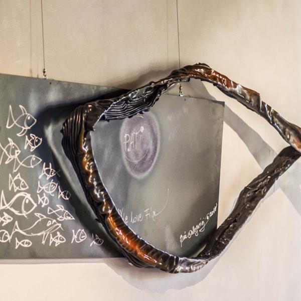 Sito Web Pier Callegarini Artista con Inter@com