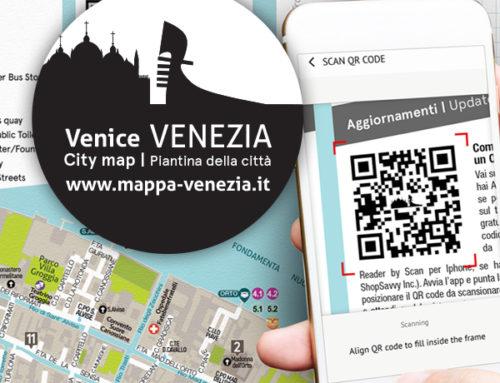 Web Design Mappa Venezia – progetti di map design