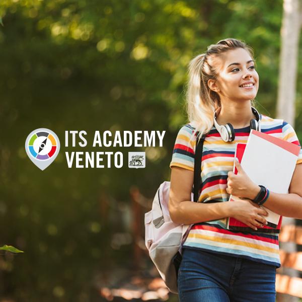 Advertising - pagina pubblicitaria - ITS Academy Veneto