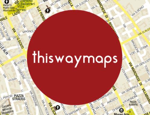 Grafica Social Media thiswaymaps